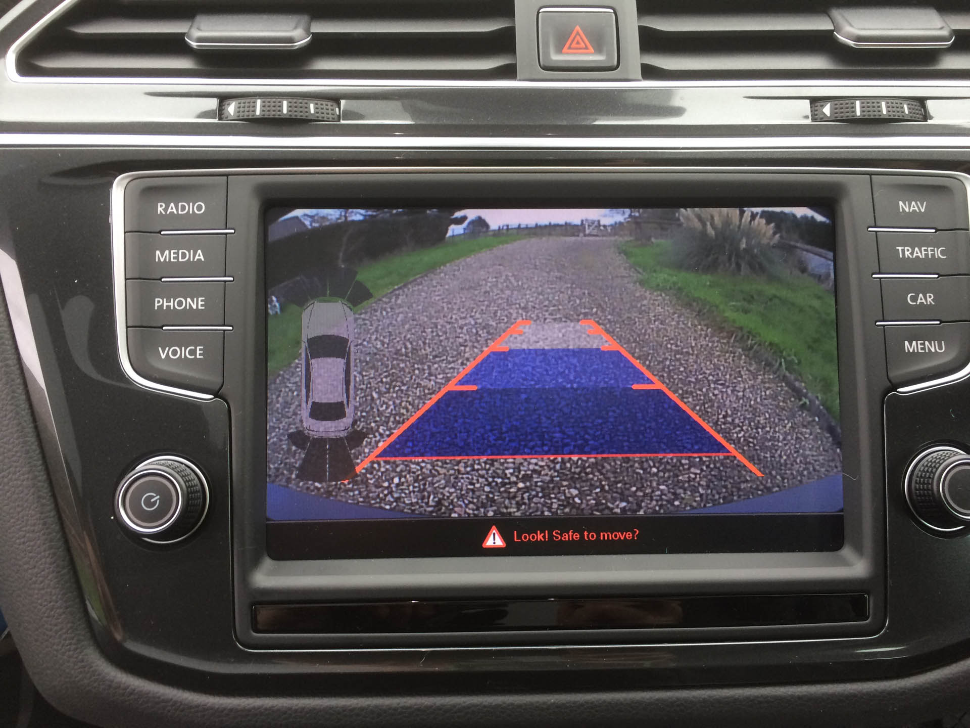 REVERSING CAMERAS – Vehicle Technology Installations